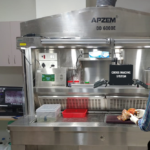 Histopathology grossing station